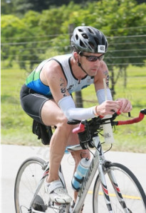 Miami Man triathlon bike